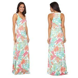 Lilly Pulitzer Astoria Mesh Maxi Dress